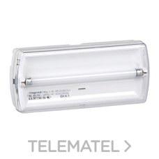 LEGRAND 661707 Luminaria de emergencia URA21 NEW 300lm 1 hora NP