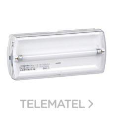 LEGRAND 661710 Luminaria de emergencia URA21 NEW 50lm 1 hora NP
