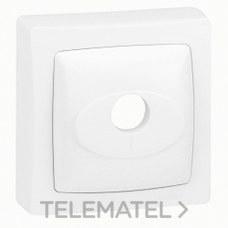 MECANISMO TOMA TV UNICA SIMPLE SERIE CUADRADA OTEO con referencia 086040 de la marca LEGRAND.