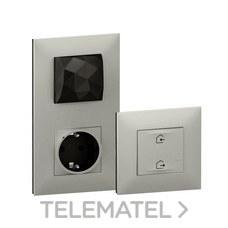 Pack starter VALENA NEXT W/NETATMO aluminio con referencia 741830 de la marca LEGRAND.