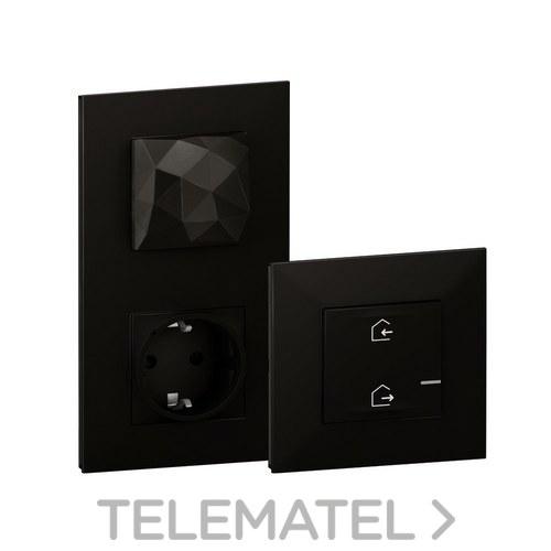 Pack starter VALENA NEXT W/NETATMO dark con referencia 741860 de la marca LEGRAND.