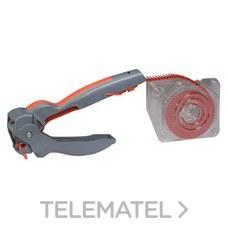 Pinza STARFIX 0,5/2,5mm2 con referencia 037609 de la marca LEGRAND.
