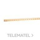 Pletina sección 12x4mm con referencia 037433 de la marca LEGRAND.