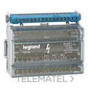 REPARTIDOR TETRAPOLAR 125A LEXIC con referencia 004888 de la marca LEGRAND.