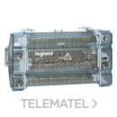 REPARTIDOR TETRAPOLAR 160A 10 MODULO con referencia 004879 de la marca LEGRAND.