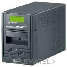 SAI NIKY S MONOFASICO 1,5 KVA 6 IEC USB-RS232 con referencia 310020 de la marca LEGRAND.