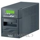 SAI NIKY S monofásico 1 kVA 6 IEC USB-RS232 con referencia 310006 de la marca LEGRAND.