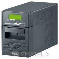 SAI NIKY S MONOFASICO 1 KVA 6 IEC USB-RS232 con referencia 310006 de la marca LEGRAND.