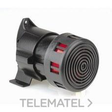 Sirena electromagnética IP30-IK10 230V acústico 105dB con referencia 041539 de la marca LEGRAND.