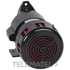 Sirena electromagnética IP30-IK10 24V acústico 100dB con referencia 041533 de la marca LEGRAND.