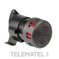 SIRENA ELECTROMAGNETICA IP30-IK10 24V ACUSTICO 100DB con referencia 041533 de la marca LEGRAND.