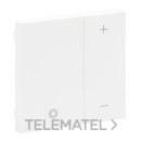 Tecla Niloé Step para regulación de iluminación por pulsación , blanco mate con referencia 864118 de la marca LEGRAND.