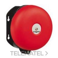 TIMBRE CL-II ANTICORROSION 24V DIAMETRO 150mm con referencia 041462 de la marca LEGRAND.