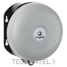 Timbre de potencia 220V diámetro 150m con referencia 041419 de la marca LEGRAND.