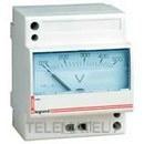 Voltímetro escala 0-500V con referencia 004660 de la marca LEGRAND.