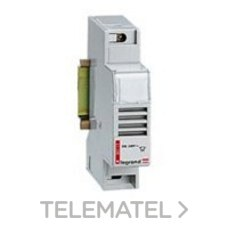Zumbador modular 1 módulo 230/400V LEXIC con referencia 004113 de la marca LEGRAND.