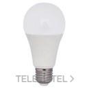 Lámpara estándar led 9W S-LUX 50K con sensor crepuscular con referencia 62/446 de la marca LIGHTED.