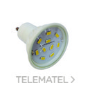 LAMPARA GU10 LED 6W 230V 120º 50K con referencia 62/023 de la marca LIGHTED.