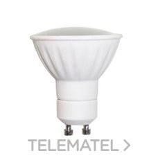 Lámpara GU10 led 6W 230V 120º 50K con referencia 62/023 de la marca LIGHTED.