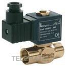 ELECTROVALVULA CERRADA H20/150 40Kg/h 0mbar con referencia 51504 de la marca LLOBERA.