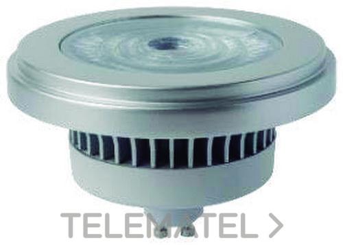 Lámpara AR111 DUAL BEAM 11W 2800K GU10 con referencia 58179 de la marca MEGAMAN.