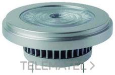 Lámpara AR111 DUAL BEAM 13W 2800K G53 12V con referencia 58162 de la marca MEGAMAN.