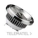 Lámpara led AR111 G53 12V 11W angular 8º 4000K con referencia 30007 de la marca MEGAMAN.