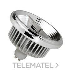 Lámpara led AR111 GX8,5 16W 4000K 111x79 con referencia 27809 de la marca MEGAMAN.