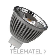 Lámpara led MR16 12V GU5,3 4W 24 2800K con referencia 23931 de la marca MEGAMAN.
