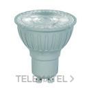 Lámpara LED PAR16 DUAL BEAM 5,2W 2800K 24/36º GU10 con referencia 58223 de la marca MEGAMAN.