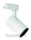 Luminaria carril LED MARCO MIDI 24W 2800K 25/45º blanco con referencia 58148 de la marca MEGAMAN.