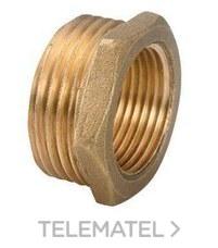 "METALGRUPSA 392144 REDUCCION HEXAGONAL M-H 3/8x1/4"""