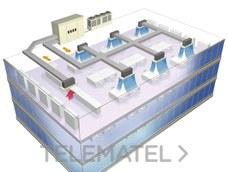 KIT EXPANSION EEVKIT6-160-E-C con referencia EEVKIT6-160-E-C de la marca MHI.