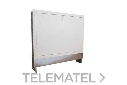 Caja de colector de calefacción 46x71x11cm (2-3 circuitos) con referencia 422.100 de la marca MULTITUBO.