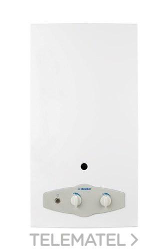 CALENTADOR WN 10 KME GAS BUTANO INTERIOR CLASE DE EFICIENCIA ENERGETICA A\\M con referencia 7736502830 de la marca NECKAR.