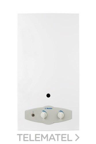 CALENTADOR WN 10 KME GAS NATURAL INTERIOR CLASE DE EFICIENCIA ENERGETICA A\\M con referencia 7736502829 de la marca NECKAR.