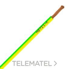 CABLE ALSECURE ES07Z1-K (AS)1G6 AM/VE con referencia 10059706 de la marca NEXANS.