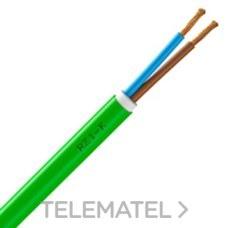 Cable ALSECURE RZ1-K (AS) 2x6mm² con referencia 10085793 de la marca NEXANS.
