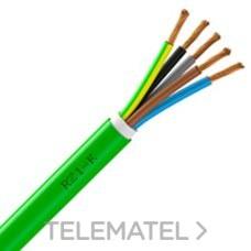 Cable ALSECURE RZ1-K (AS) 5G6mm² con referencia 10086493 de la marca NEXANS.