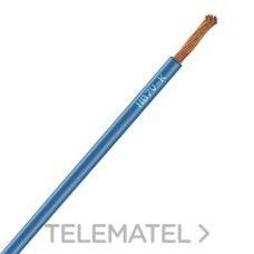 CABLE CBL(H07V-K)1x2,5mm2 AZUL R3x200 con referencia 10059862 de la marca NEXANS.
