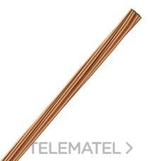 Conducto cobre desnudo 50mm² (19x1,79) con referencia 20055157 de la marca NEXANS.