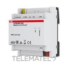 NIESSEN 6136/APP-500 Dispositivo de visualización Confort Panel APP