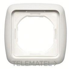 NIESSEN 8771 BA Marco de 1 elemento Arco color blanco alpino