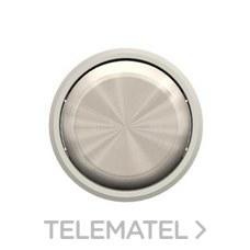 NIESSEN 8601 CR Tecla interruptor/conmutador Skymoon cromo