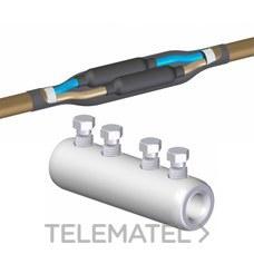 MANGUITO EMPALME MET-K H10 PARA CABLE FLEXIBLE 10-25mm2 con referencia MET-25K de la marca NILED.