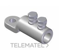 TERMINAL BIMETALICO POR TORNILLO ALUMINIO/Cu-TTA-240-400mm2 con referencia TTA-400 de la marca NILED.