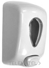 NOFER 03036.W Dosificador jabón CLASSIC 1000ml ABS blanco