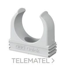 OBO-BETTERMANN 2149028 ABRAZADERA OBO QUICK 2955/M40