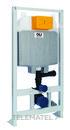 Bastidor cisterna Oli74 Plus mecánico HAPPY AIR autoportante empotrada con referencia 101774 de la marca OLI.