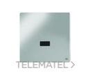 Pulsador única descarga Electra Urinal AC acero inoxidable pulido con referencia 119221 de la marca OLI.